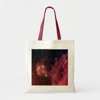 sig07-006 Red dust sky cloud Canvas Bags