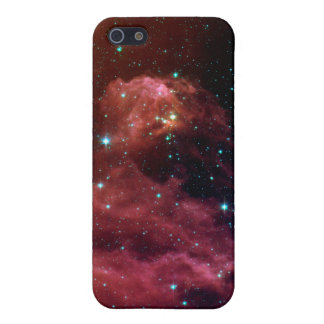 Sig07-006 Red dust sky cloud NASA iPhone SE/5/5s Case