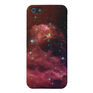 Sig07-006 Red dust sky cloud NASA iPhone SE/5/5s Cover