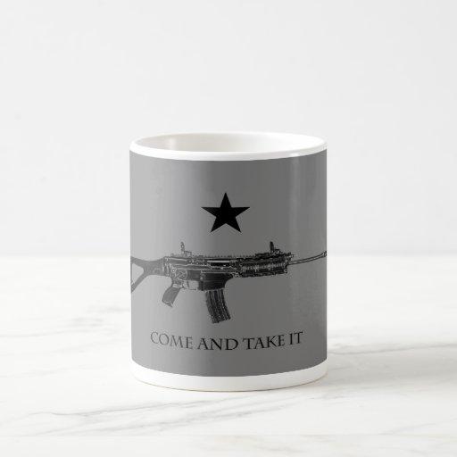 Sig556 Come and take it Coffee Mug