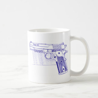 Sig 1911 Blackwater Coffee Mug
