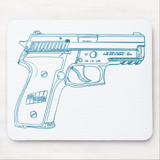 Sig 229 mouse pad