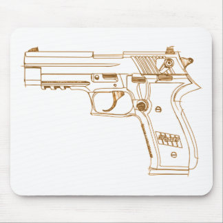 Sig Mosquito Mouse Pad