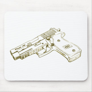 Sig P220 Mouse Pad