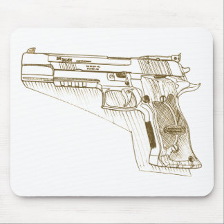 Sig P226 X6 Mouse Pad