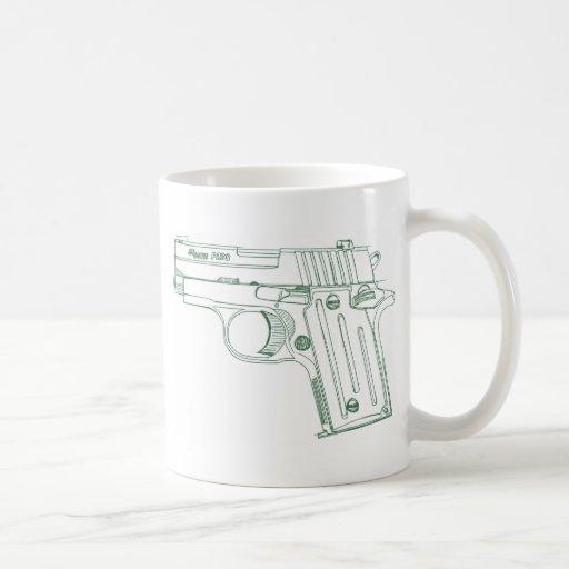 Sig P238 Taza De Café