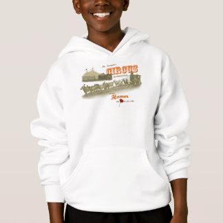 Sig Sautelle Circus Shirt 2 Designs Front & Back