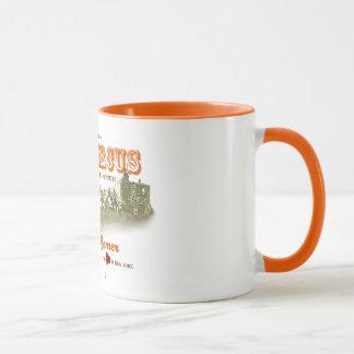 Sig Sautelle's Circus Mug