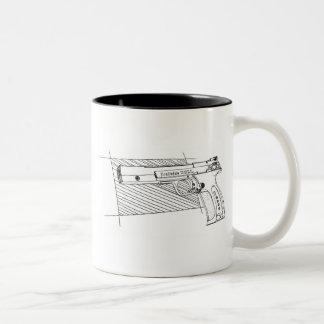 Sig Trailside Two-Tone Coffee Mug
