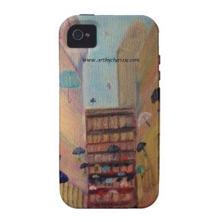 """""""Siga caso de IPhone de sus sueños"""" Case-Mate iPhone 4 Fundas"""
