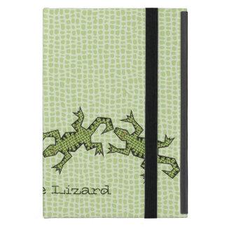 Siga el lagarto iPad mini protectores