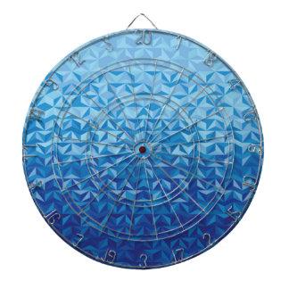 Siga el mar azul tablero dardos