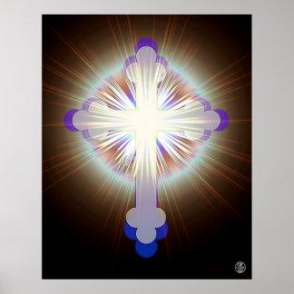 Siga la cruz posters