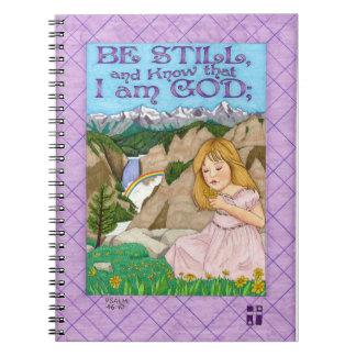 Siga siendo diario del rezo cuadernos