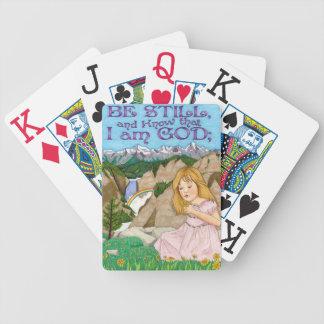 Siga siendo naipes cartas de juego