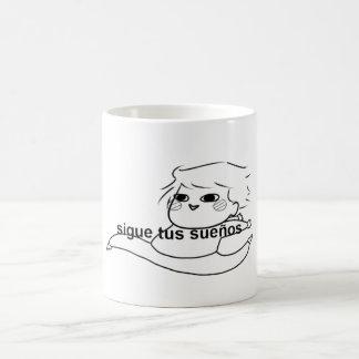SIGA SU CAFÉ TAZA CLÁSICA