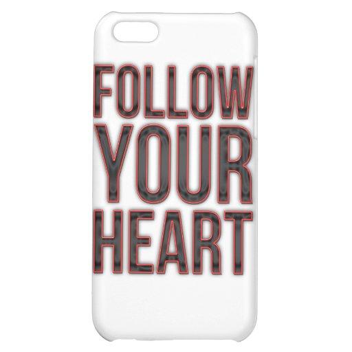 Siga su corazón