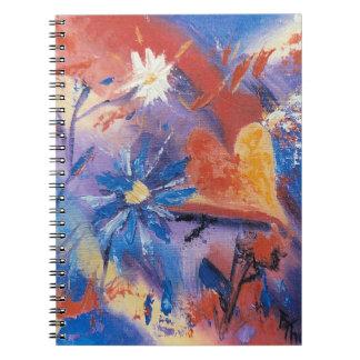 Siga su corazón cuadernos