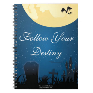 Siga su cuaderno del destino