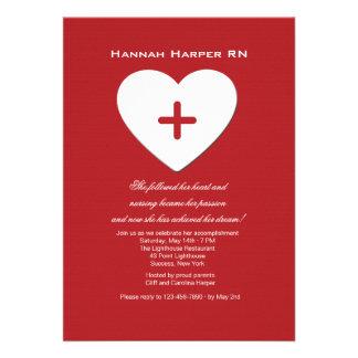 Siga su graduación Inv. de la escuela de enfermerí Comunicados Personales