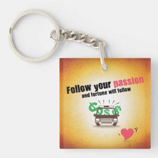 Siga su pasión