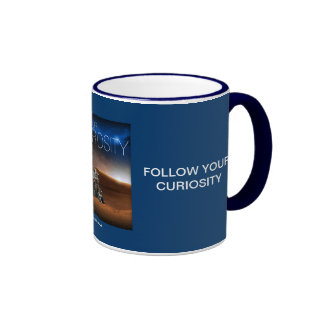 Siga su taza de la curiosidad