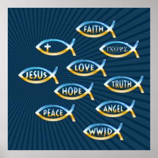 Sígalo - poster cristiano
