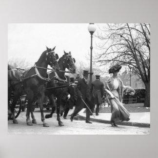 Sígame Boys, 1908 Impresiones
