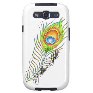 sígame caja de la galaxia S III Vibe™ de Samsung Galaxy S3 Funda
