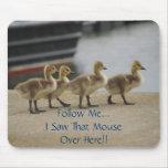 Sígame… Mousepad Alfombrillas De Ratones