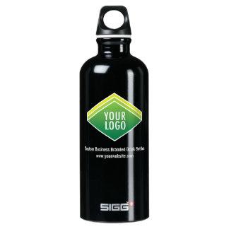 SIGG Black Water Bottle .6L Custom Logo Branded