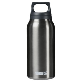 Sigg Smoked Pearl Thermos Bottle With Your Image by CREATIVESPORTS at Zazzle