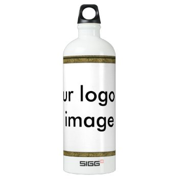 Sigg Travel Sports Water Bottle Custom Image by CREATIVEforBUSINESS at Zazzle