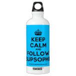 [Crown] keep calm and follow supsophie  SIGG Water Bottles SIGG Traveler 0.6L Water Bottle