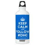 [Crown] keep calm and follow #dhc  SIGG Water Bottles SIGG Traveler 0.6L Water Bottle
