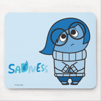 Sigh Mouse Pad