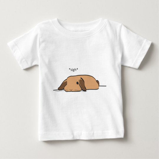 SIGHING LOP BABY T-Shirt