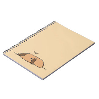 SIGHING LOP NOTE BOOKS