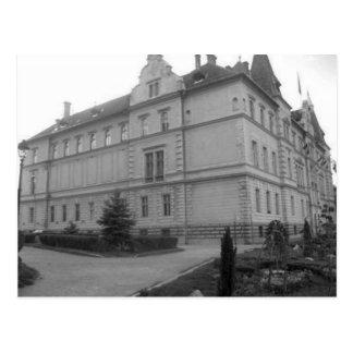 Sighisoara, Offices de alcalde Tarjeta Postal