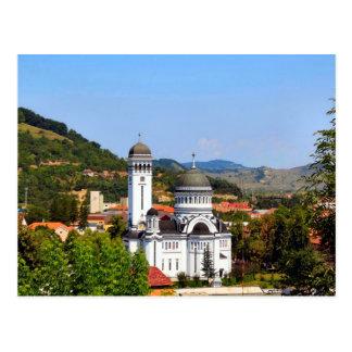 Sighisoara,Orthodox Monastery Postcard