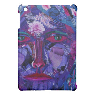 Sight, Abstract Magenta Violet Inner Vision iPad Mini Covers