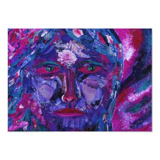 Sight – Magenta & Violet Inner Vision Card