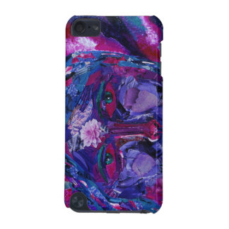 Sight – Magenta & Violet Inner Vision iPod Touch (5th Generation) Case