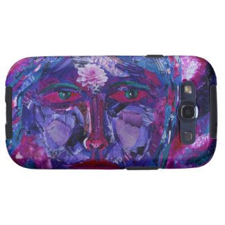 Sight – Magenta & Violet Inner Vision Galaxy SIII Covers