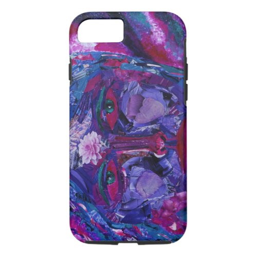 Sight – Magenta & Violet Inner Vision iPhone 8/7 Case