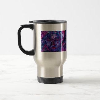 Sight – Magenta & Violet Inner Vision Coffee Mugs