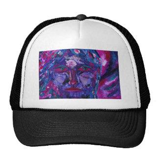 Sight – Magenta & Violet Inner Vision Hats