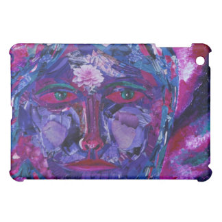 Sight – Magenta & Violet Inner Vision Cover For The iPad Mini
