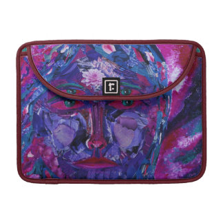 Sight – Magenta & Violet Inner Vision MacBook Pro Sleeve