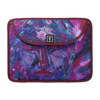 Sight – Magenta & Violet Inner Vision MacBook Pro Sleeve